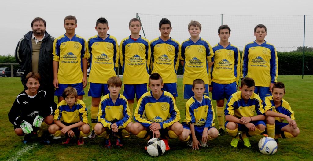 equipe U15B