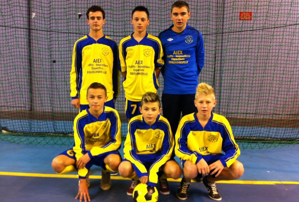 tournoi Cherbourg U15 - 1