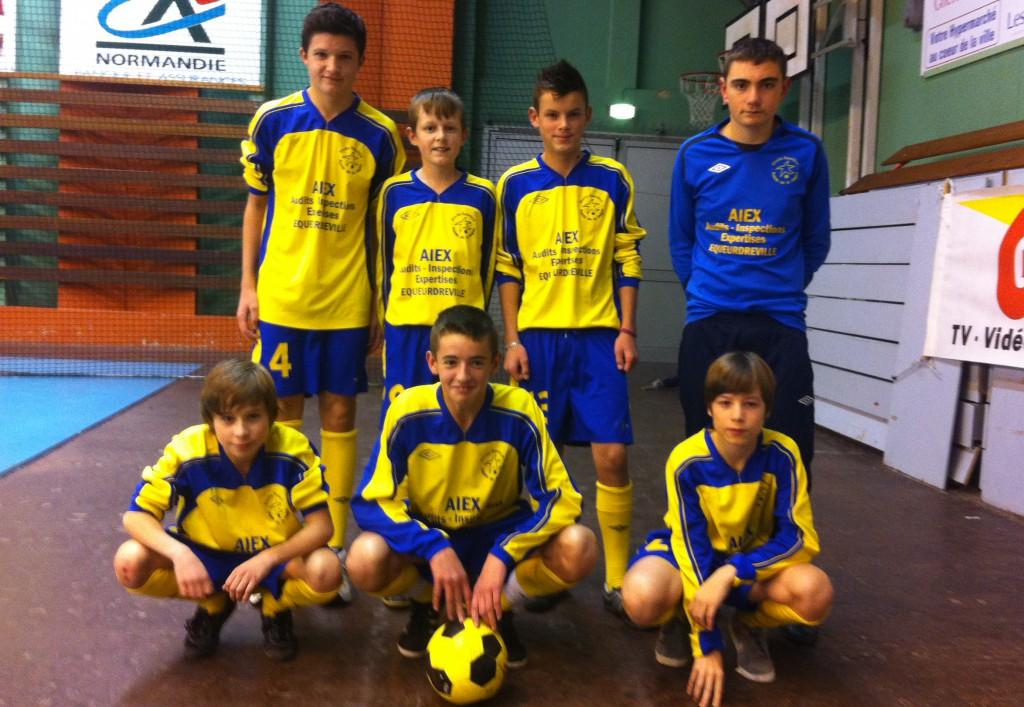 tournoi Cherbourg U15