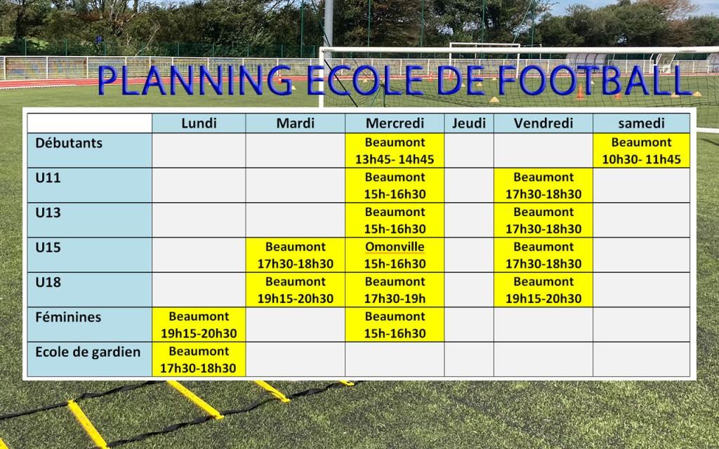 planning ecf