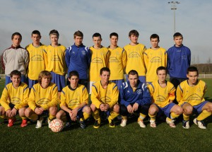 equipe 18 ans - 2009